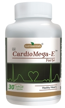 Picture of CARDIOMEGA-E FORTE™ 60 Softgels
