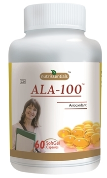 Picture of ALA-100™ 60 Softgels