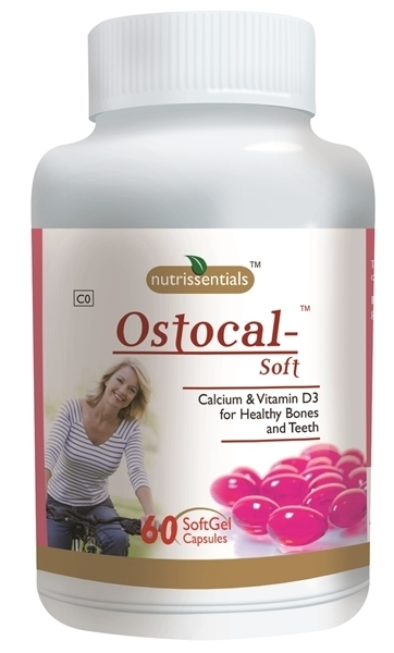 Picture of OSTOCAL-SOFT™ 60 Softgels