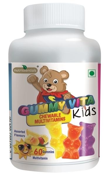 Picture of NUTRISSENTIALS GUMMY VITA KIDS™ 60 Vegetarian Gummies