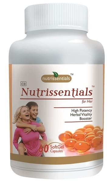 Picture of NUTRISSENTIALS FOR HER™ 60 Softgels